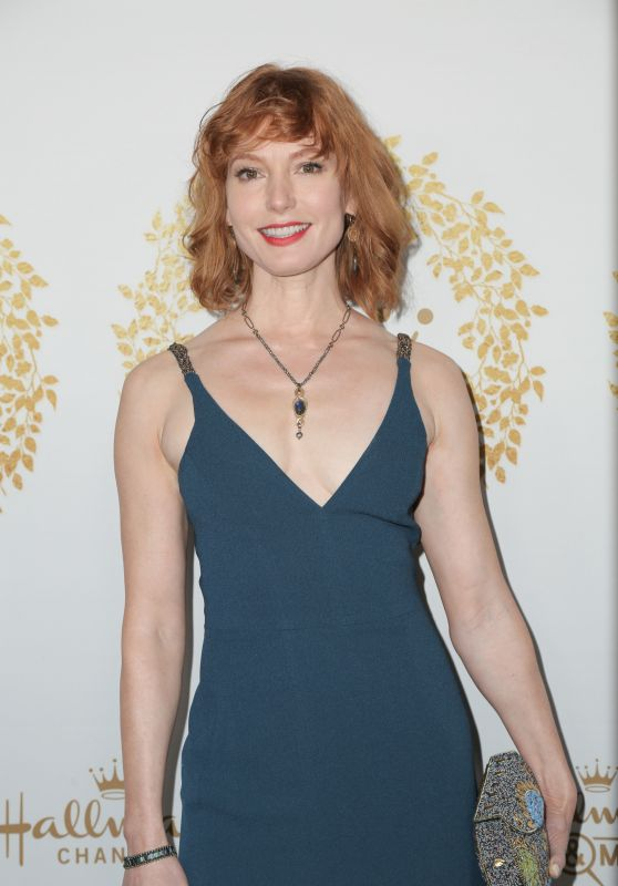 Alicia Witt – BAFTA Nespresso Nominees Party 02/09/2019