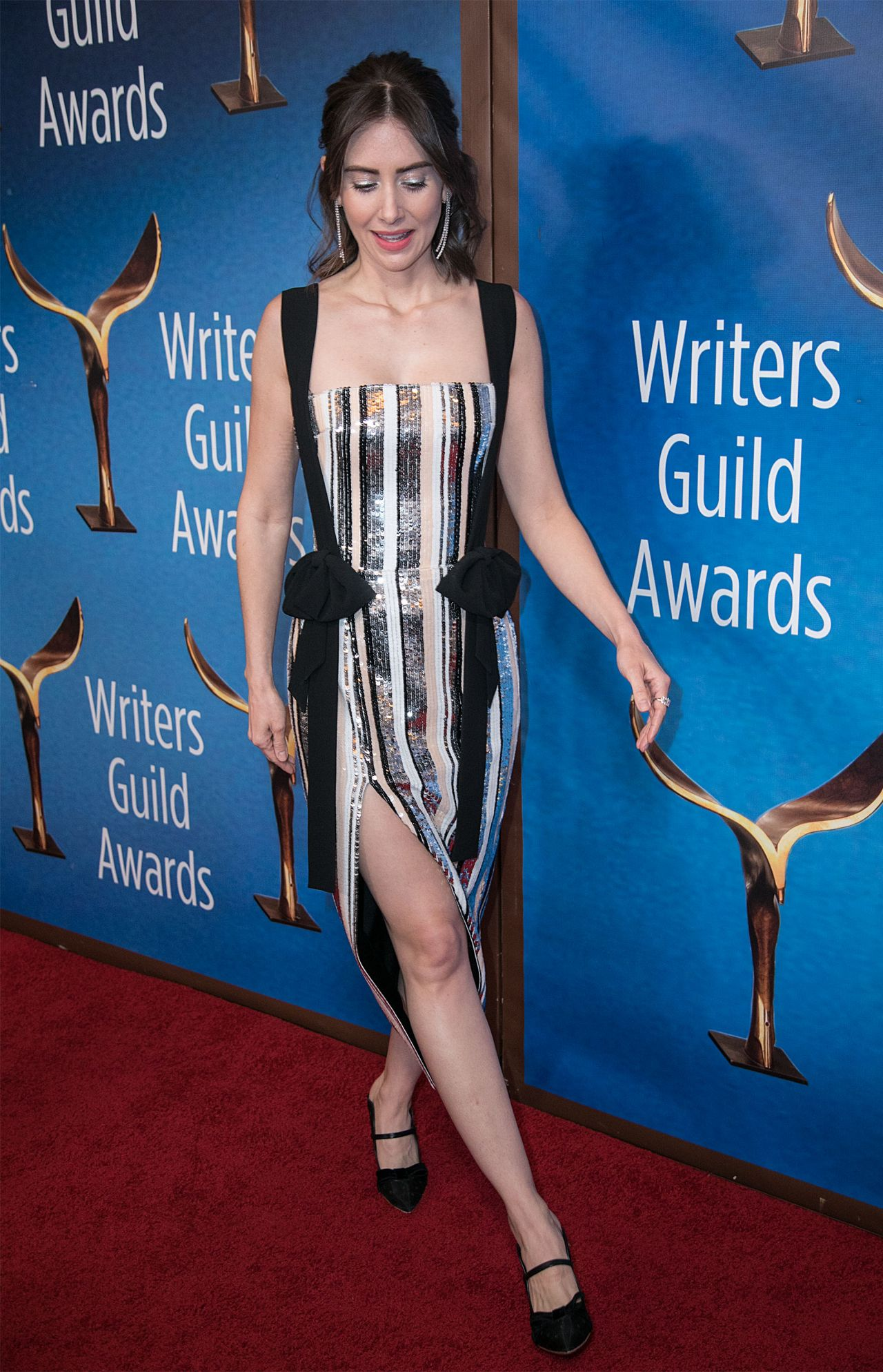 Alison Brie 2019 Writers Guild Awards In Beverly Hills