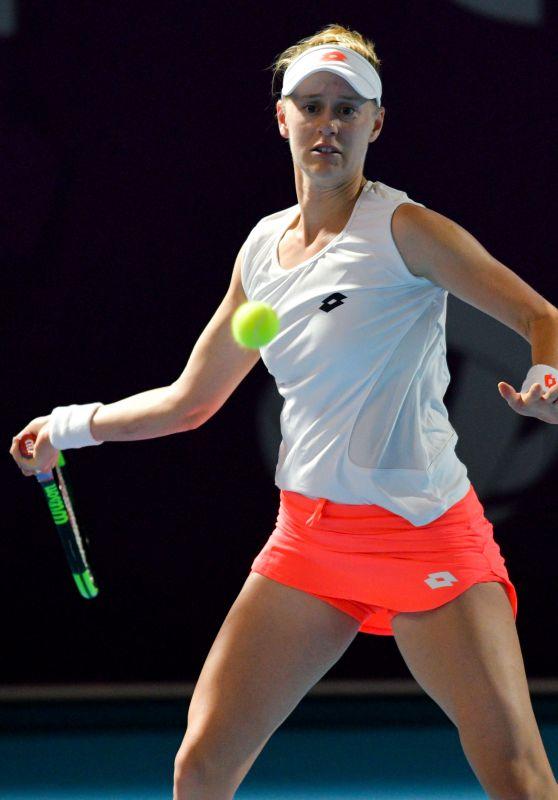 Alison Riske – Qualifying for 2019 WTA Qatar Open in Doha 02/11/2019