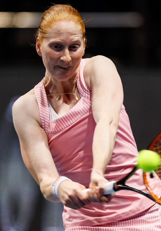 Alison Van Uytvanck – WTA St. Petersburg Ladies Trophy 01/31/2019