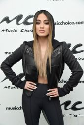 Ally Brooke - Music Choice in NYC 01/31/2019