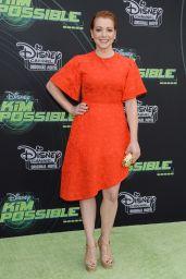"""Alyson Hannigan – """"Kim Possible"""" Premiere in LA"""