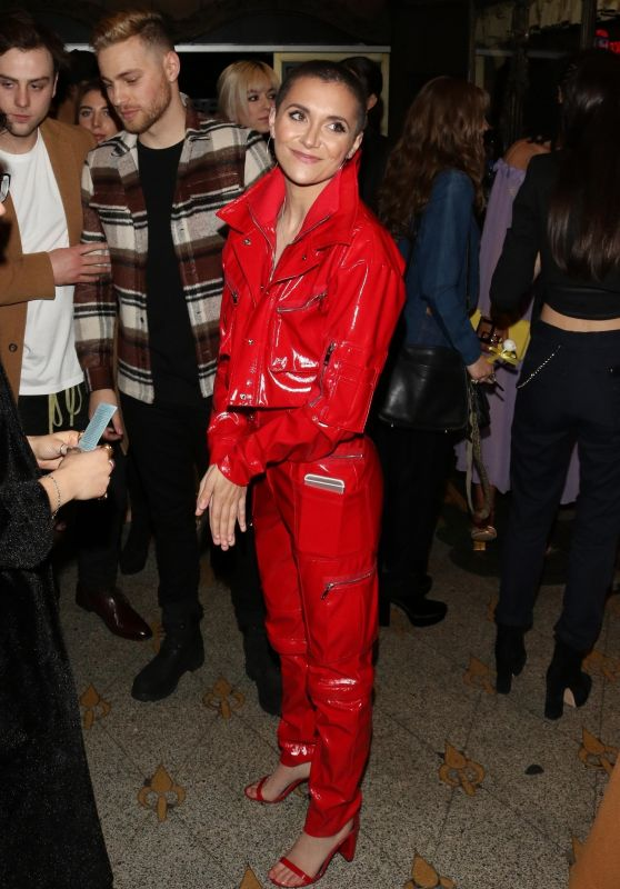 Alyson Stoner – Outside Teen Vogue's 2019 Young Hollywood Party
