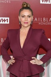 Alyssa Milano – VH1 Trailblazer Honors in LA 02/20/2019