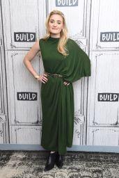 Amanda AJ Michalka - BUILD Series in New York City 02/26/2019