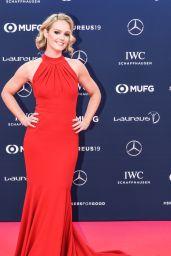 Amanda Davies – 2019 Laureus World Sports Awards