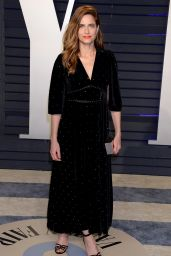 Amanda Peet – 2019 Vanity Fair Oscar Party