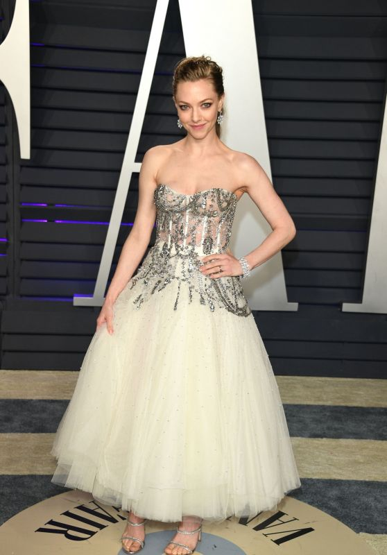 Amanda Seyfried – 2019 Vanity Fair Oscar Party