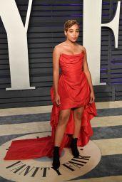 Amandla Stenberg – 2019 Vanity Fair Oscar Party