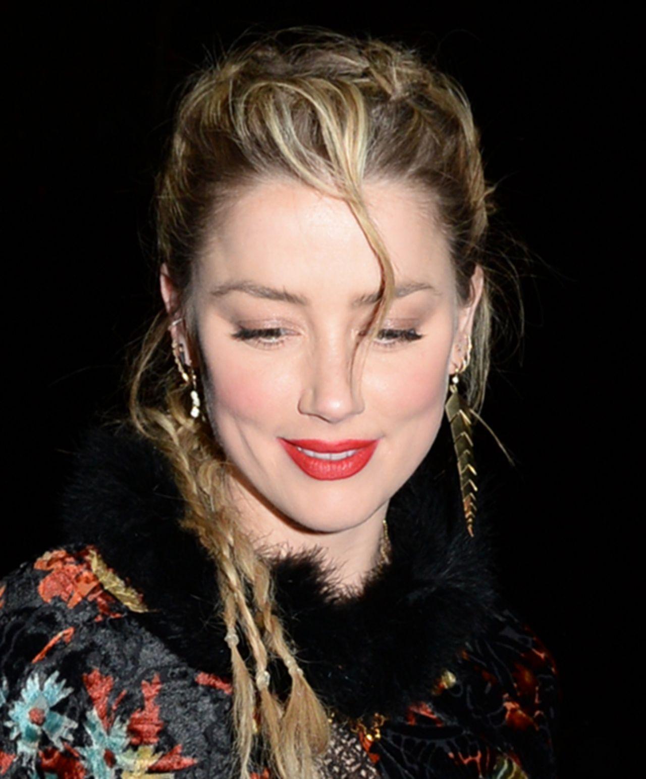 Amber Heard – 2019 W...