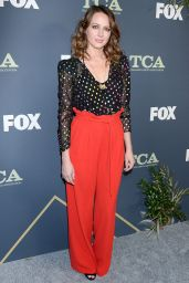 Amy Acker – 2019 Fox Winter TCA in LA