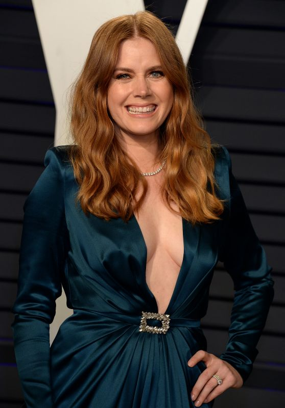 Amy Adams – 2019 Vanity Fair Oscar Party