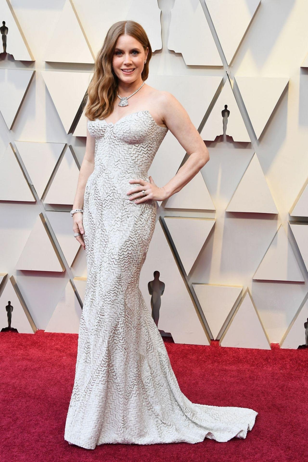 Amy adams oscars 2019 red carpet - Oscars red carpet online ...