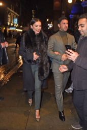 Amy Jackson - La Boheme VIP Night 01/29/2019