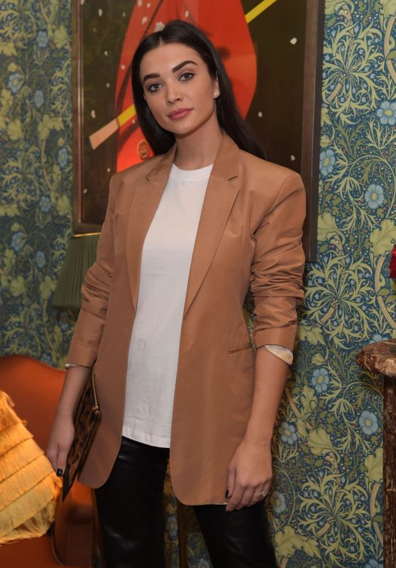 Amy Jackson - Victoria Beckham x YouTube Fashion & Beauty After Party at LFW 02/17/2019
