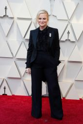 Amy Poehler – Oscars 2019 Red Carpet