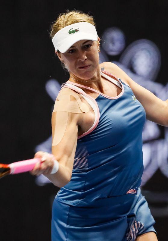 Anastasia Pavlyuchenkova – WTA St. Petersburg Ladies Trophy 02/01/2019