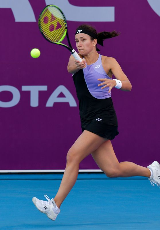 Anastasija Sevastova - 2019 WTA Qatar Open in Doha 02/12/2019