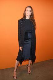 Andi Matichak – Cushnie Fashion Show at New York Fashion Week 02/08/2019