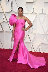 Angela Bassett – Oscars 2019 Red Carpet