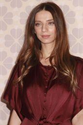 Angela Sarafyan – Kate Spade Fashion Show at NYFW 02/08/2019