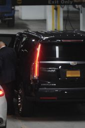 Angelina Jolie - Return to Hotel in New York 02/23/2019