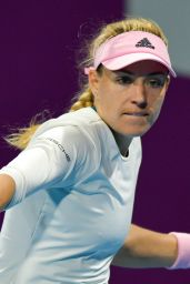 Angelique Kerber – 2019 WTA Qatar Open in Doha 02/15/2019