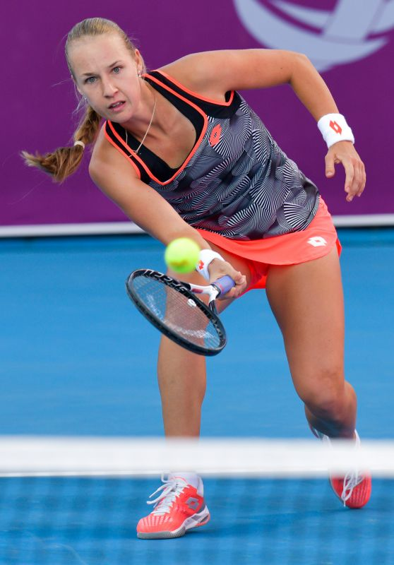 Anna Blinkova - 2019 WTA Qatar Open in Doha 02/12/2019