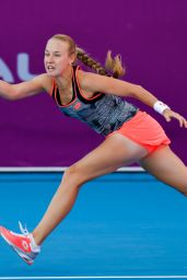 Anna Blinkova – 2019 WTA Qatar Open in Doha 02/13/2019