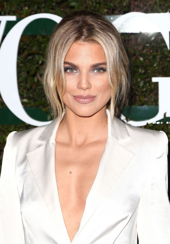 AnnaLynne McCord – Outside Teen Vogue's 2019 Young Hollywood Party