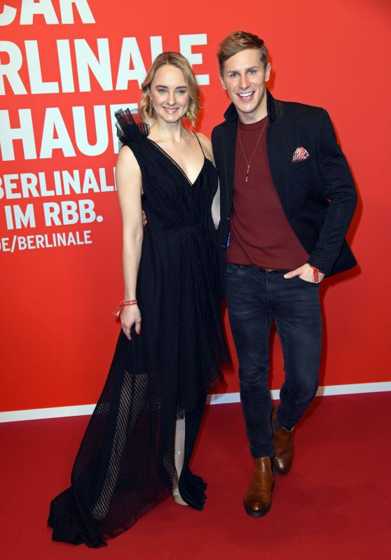 Anne-Catrin Märzke – Medienboard Party at Berlinale 2019