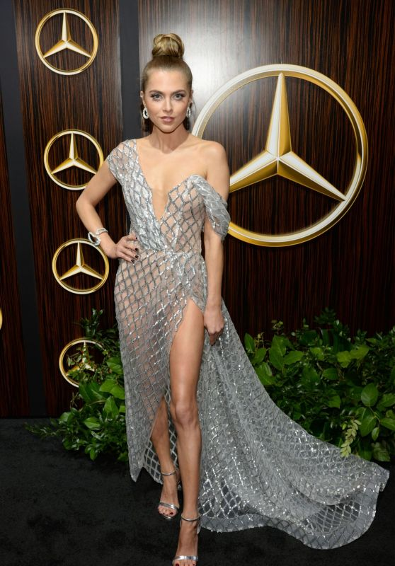 Anne Winters – 2019 Mercedes-Benz USA Awards Viewing Party