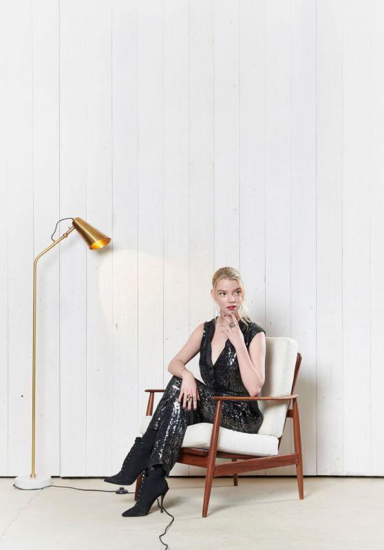 Anya Taylor-Joy - Forbes 30 Under 30 Europe 2019