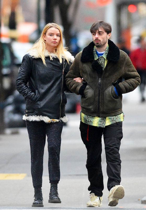 Anya Taylor-Joy - Out in NYC 02/12/2019