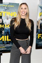 "Aqueela Zoll - ""Fighting With My Family"" LA Tastemaker Screening"