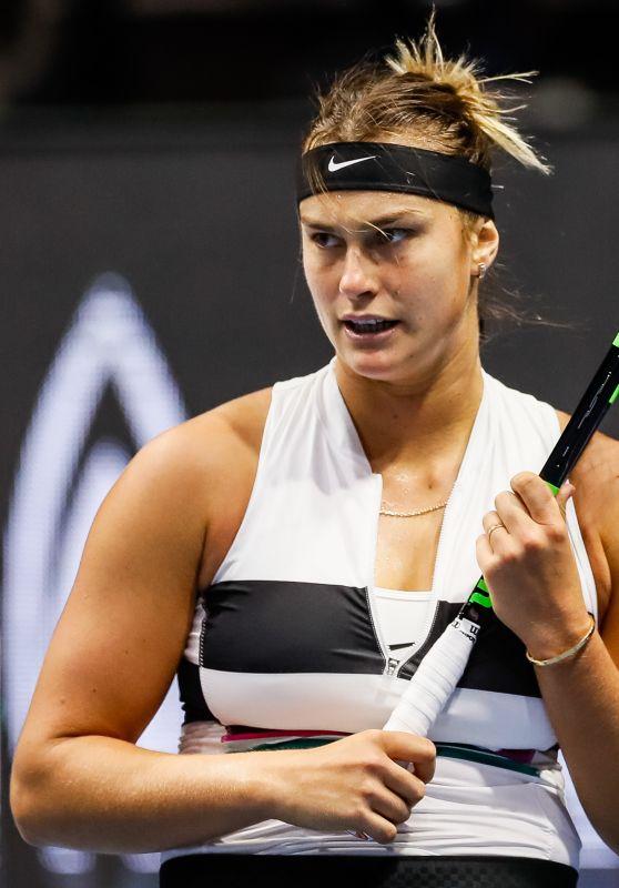Aryna Sabalenka – WTA St. Petersburg Ladies Trophy 01/31/2019