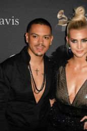 Ashlee Simpson and Evan Ross – Clive Davis' 2019 Pre-Grammy Gala