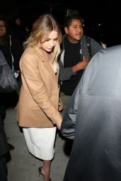 Ashley Benson – Arrives For the Vanity Fair Party in LA 02/19/2019