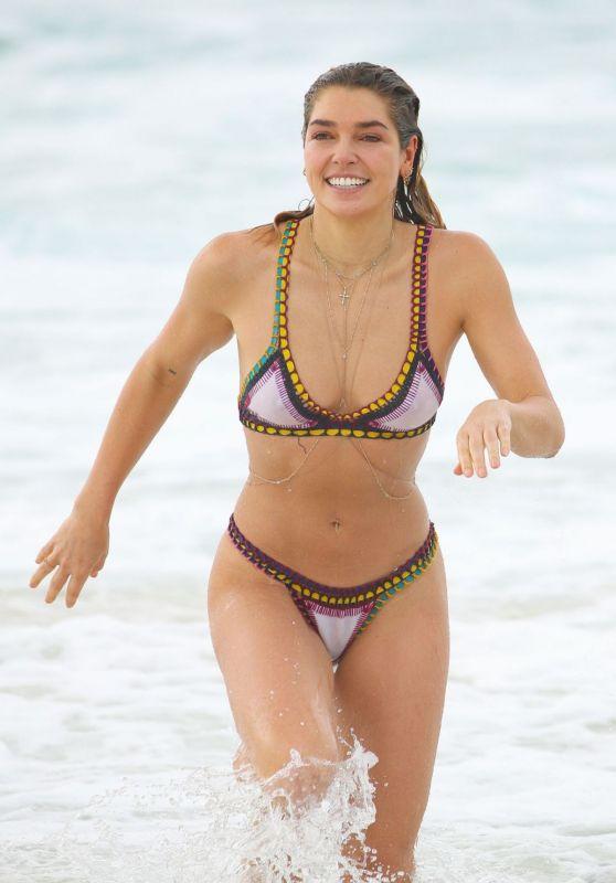 Ashley Hart in a Bikini 02/22/2019