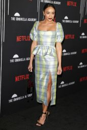 "Ashley Madekwe – ""The Umbrella Academy"" Premiere in Hollywood"