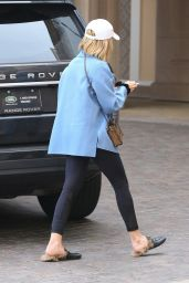 Ashley Tisdale in Casual Outfit - LA 02/26/2019