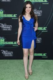 "Aubrey Miller – ""Kim Possible"" Premiere in LA"