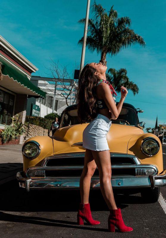 Ava Allan - Personal Pics 02/20/2019