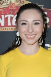 "Ava Cantrell – ""Cats"" Opening Night Performance in Hollywood"