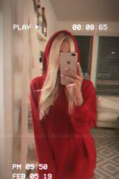 Ava Sambora - Personal Pics 02/06/2019