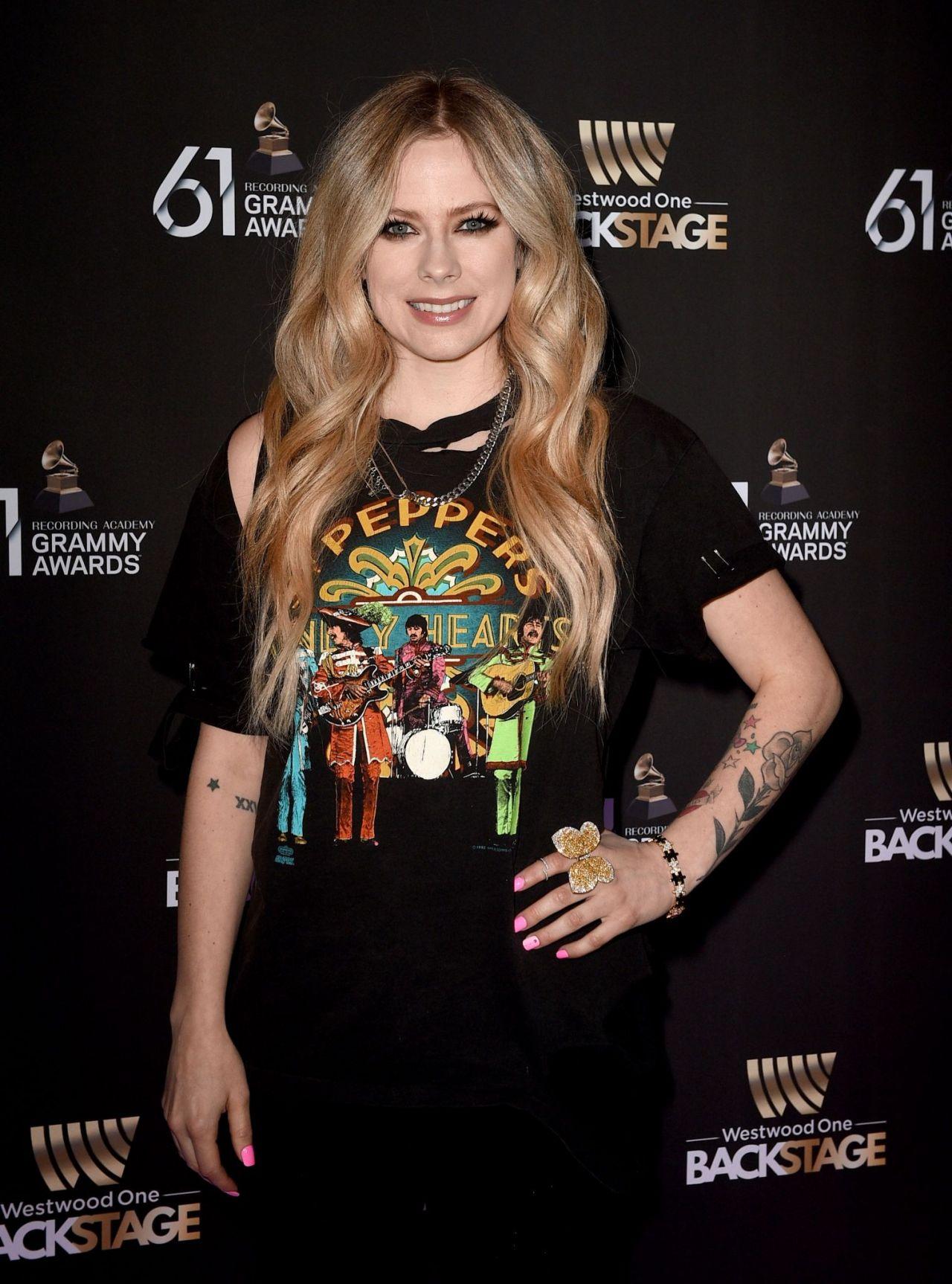 Avril Lavigne - Westwood One Radio Roundtables GRAMMY ... Avril Lavigne