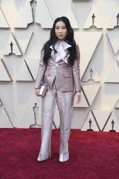 Awkwafina – Oscars 2019 Red Carpet
