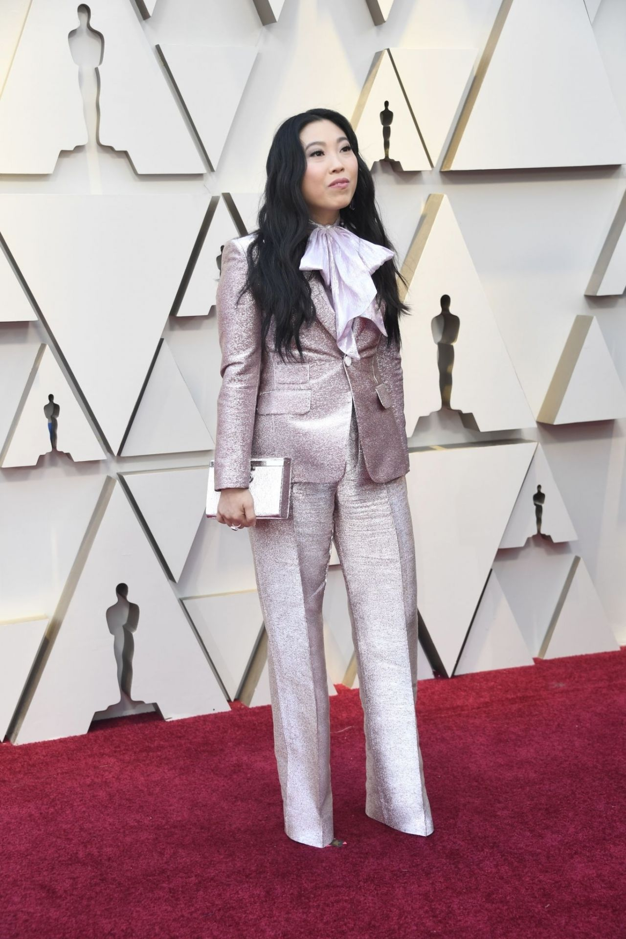 Awkwafina – Oscars 2019 Red Carpet