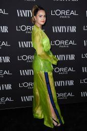 Bailee Madison – Vanity Fair & LOréal Paris Celebrate New Hollywood 02/19/2019