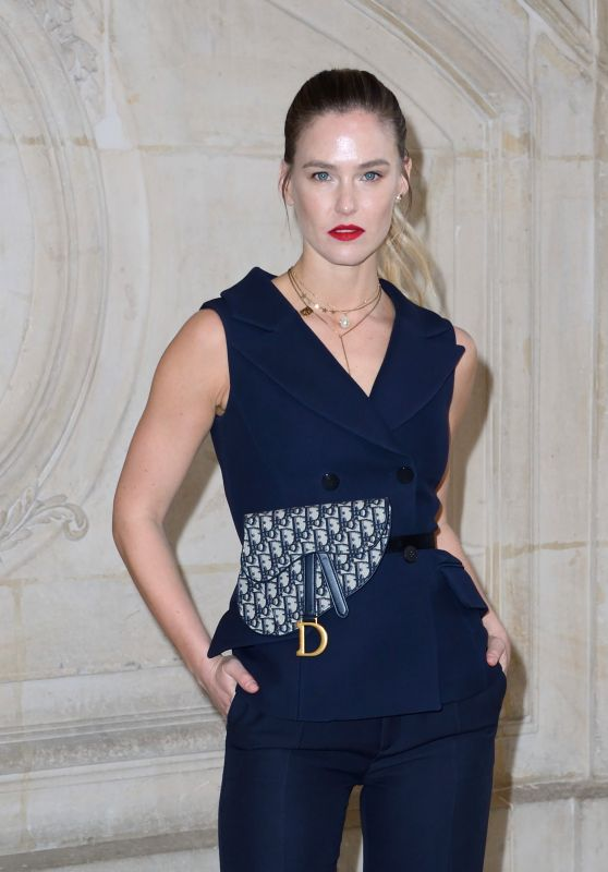Bar Rafaeli – Christian Dior Fashion Show in Paris 02/26/2019